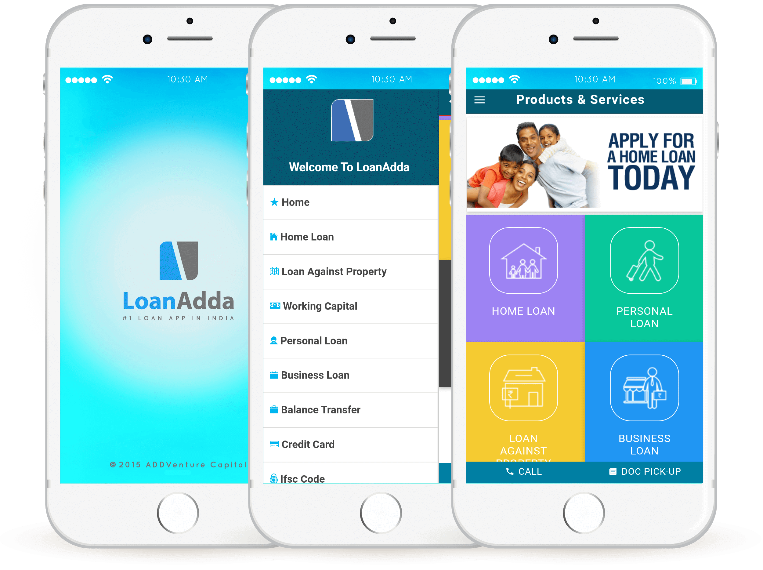 Download LoanAdda Loan App